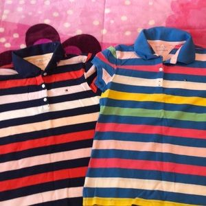 Tommy Hilfiger polos for girls